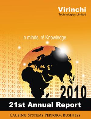 21th Annual Report